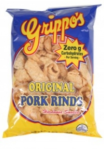 Pork Rinds 2 oz / 24 bags